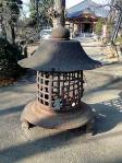 勝福寺 参道の灯籠