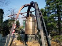 勝福寺 金の鐘
