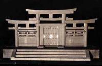 大神神社の三つ鳥居