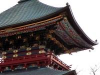 三重塔の板軒