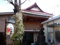 田端八幡神社 神楽殿