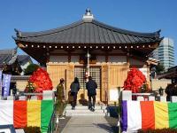 東覚寺護摩堂