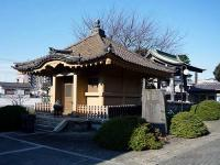 与楽寺 霊堂と鐘楼