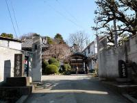 青雲寺山門