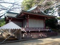 諏方神社 神楽殿