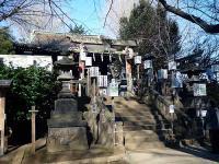 諏方神社 社殿