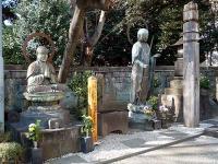浄光寺 銅造地蔵菩薩立像・坐像