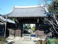 経王寺山門