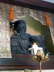 長安寺 寿老人