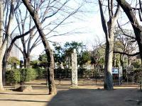 天王寺五重塔跡