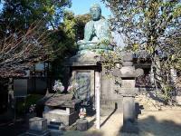 天王寺 銅造釈迦如来坐像