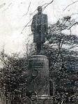 川上音次郎 銅像写真