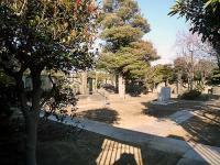 徳川慶喜墓所