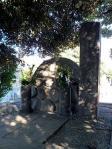 慶喜の10男・精の墓