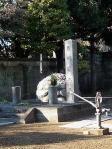 慶喜一族の墓
