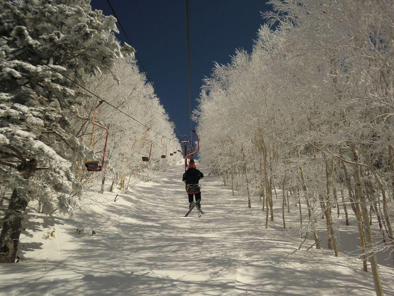 ... と山スキー 山田牧場スキー場