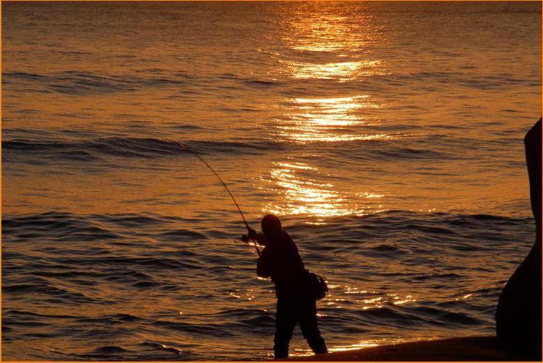 01 釣り人