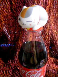 ニャンコ先生ボトルキャップ11