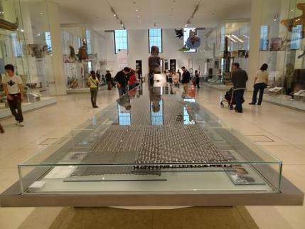 2012年9月大英博物館③