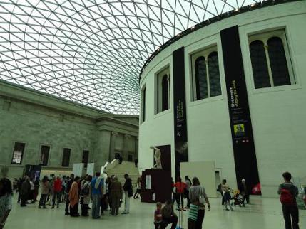 2012年9月大英博物館②