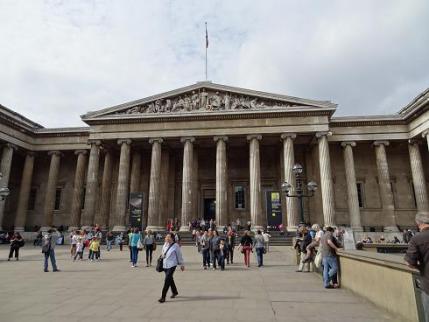 2012年9月大英博物館①