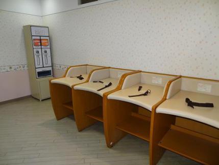 2013年2月ヤマトヤシキの授乳室①