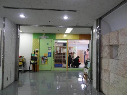 2013年2月16日キッズバルーンの授乳室①