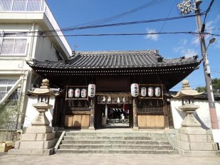 2013年10月13日稲爪神社①