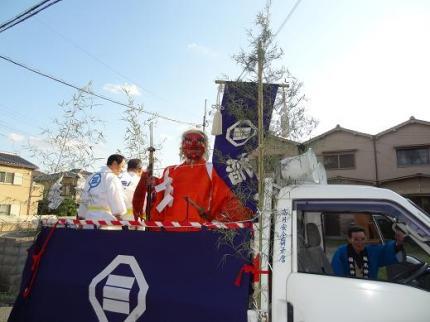2013年10月13日稲爪神社②