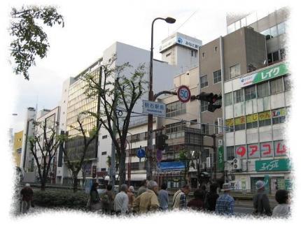 2013年10月31日明石駅前再開発