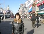 北京の街角