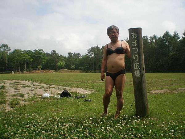 おまつり広場(野外露出)