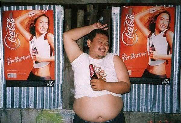 コカコーラ症候群