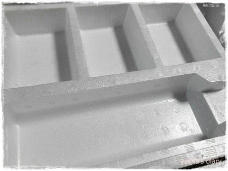 20130205湯豆腐発泡スチロール