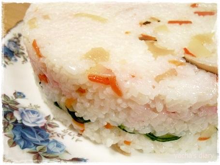 20130303寿司ケーキ