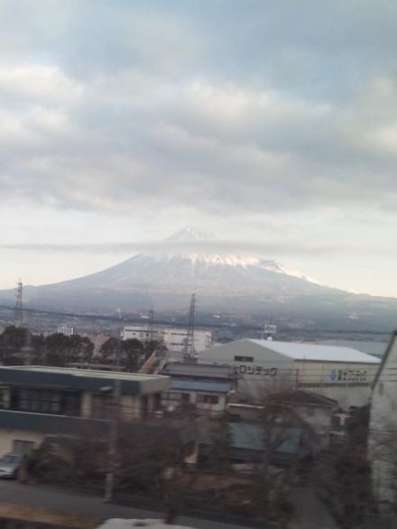 (120208) ボーマス当日、富士山