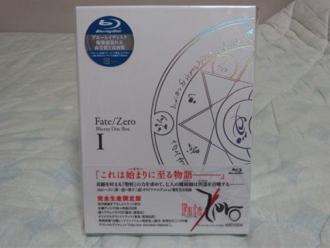 (120307) Fate-Zero BD