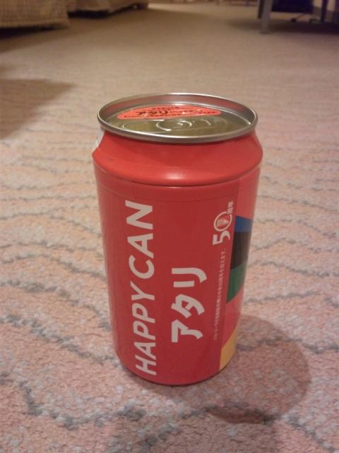 (120309) コカコーラアタリ缶