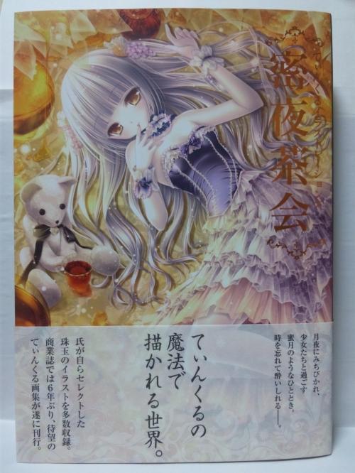 (120401) てぃんくる画集