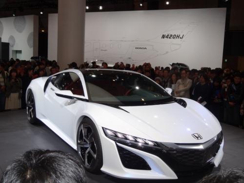 ホンダ NSXコンセプト1
