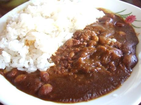 水戸納豆カレー