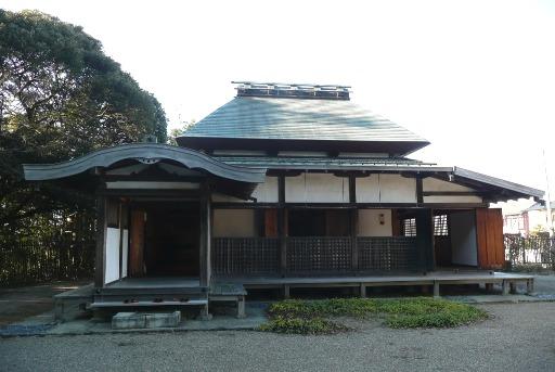 武田氏館の主屋