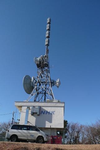 NHKのTV中継所