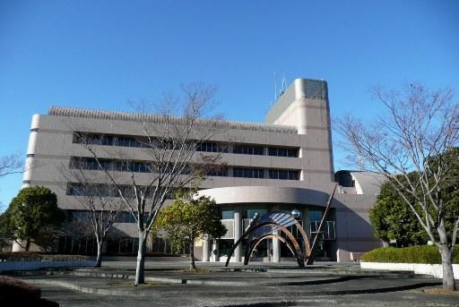 那珂市役所