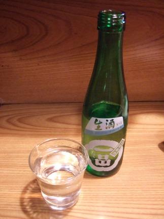 「一品」生酒(水戸)