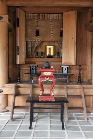 孔子廟内部