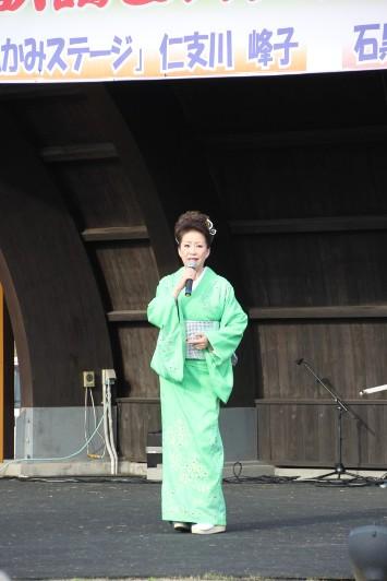 仁支川峰子歌謡ショー