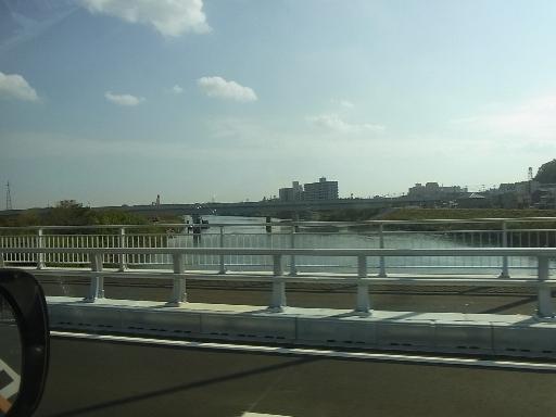 新橋からの那珂川