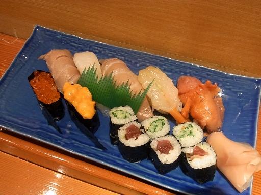 握り寿司の寿