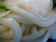 もっさり系の麺